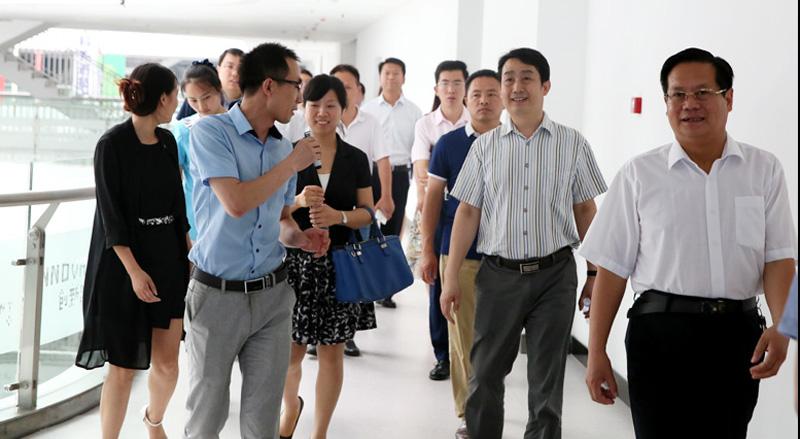 2015年7月2日 济宁青年企业家协会参观山东金沙