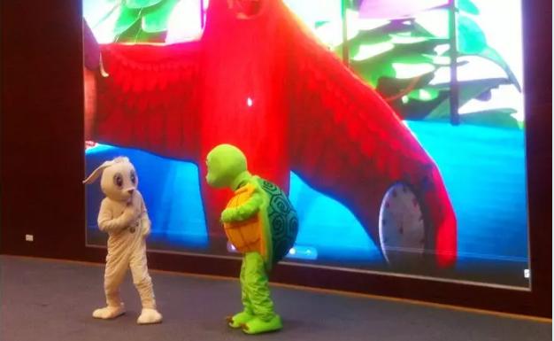 金沙动漫与LJK研产合作平台携手共同创作儿童人偶剧
